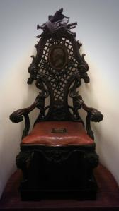 GarrickThrone
